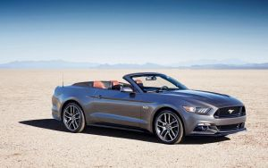 2015 Ford Mustang Convertible by ThexRealxBanks