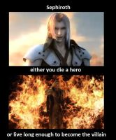 Sephiroth Motivation Image by Abyss1