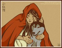Little Red Riding Hood by Villian-KucingKecil