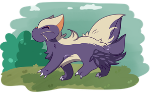 [PKMN] Payment - Stunky Days and Clear Skies by Nidobun