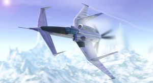 Super J7 Air Racer by shelbs2