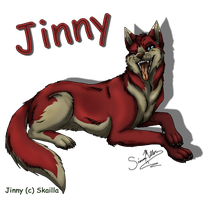 Jinny by WickedSpecter
