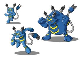 Tailug and Evolutions by 070trigger