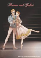 Romeo and Juliet by Ly-Ka