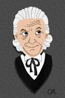 1st Doctor by tee-kyrin