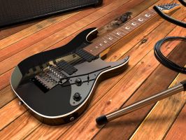 Ibanez Universe 777 Final by radimere