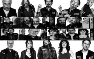 SAMCRO Sons Of Anarchy by AlexRola