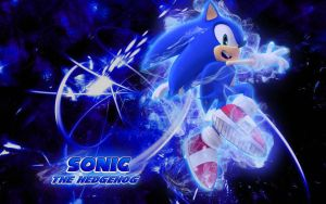 Sonic the Hedgehog Background by MP-SONIC