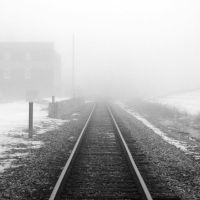 Disappearing Tracks by jheintz21