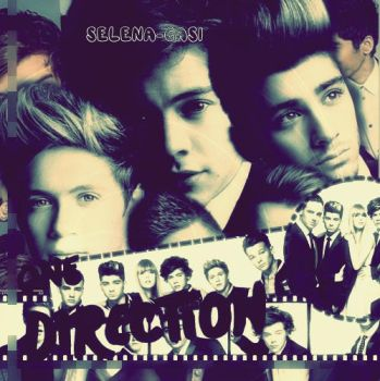 One Direction Blend :) by Selena-Casi