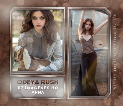 Photopack 18682 - Odeya Rush by xbestphotopackseverr