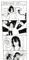 4-Koma: Growing Up by Jamafly