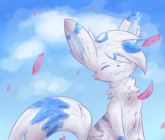 Spring breeze by LoserIdiote