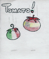 Tomato! by Fiomay