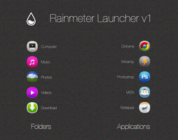 Launcher v1 by allendurakovic