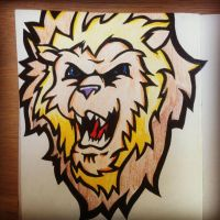 Lion by jirjirjir