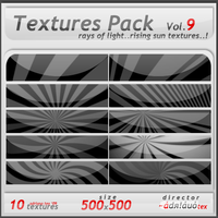 Texture Pack vol.9 by adriano-designs