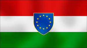 Alt. Hungarian flag by AY-Deezy