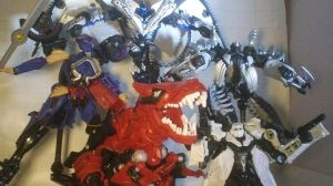 Uncanny X-Force Transformers by boojigg3r
