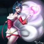 Ahri by TacoEating