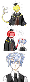 Assassination Classroom by Z-Raid