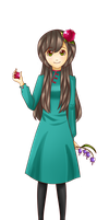 Random Flower Girl? by Chokinis