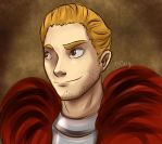 Comander Cullen by Maryloza