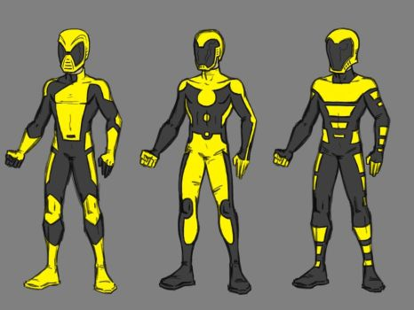 Tommy costume designs by Tim4