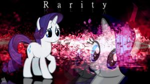Rarity Wallpaper 1 by BigMemoire
