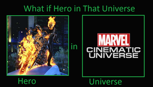 Ghost Rider in the Marvel Cinematic Universe by Tito-Mosquito