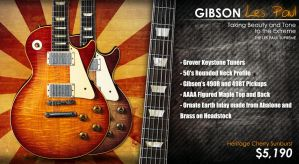 Gibson Les Paul by LAckas