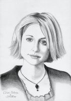 Chloe Sullivan by McBayer