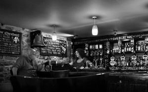 Life Boat Inn by cahilus