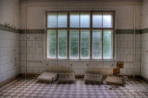 radiator room by LexartPhotos