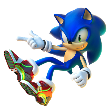 SA2 Shoes Test by Fentonxd