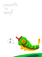 Caterpie is Sexy by Child-Of-Neglect