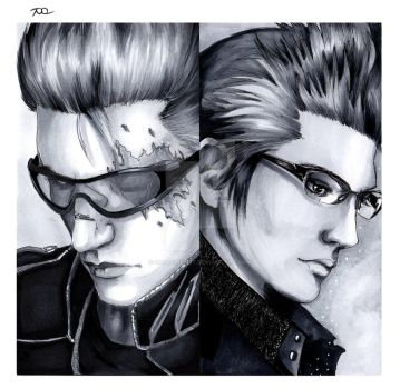 Ignis: Past and Future by SagefireArt