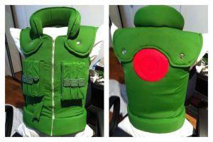 Flak Jacket by Aruthe