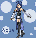 Aqua by Linkfann100