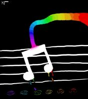 Musical colors -remade- by gorlava