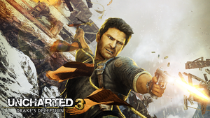 Uncharted 3: Drake's Deception by Akio-CK