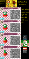 Jack Trials ACNL QR Code by IrradiatedGhoulGirl