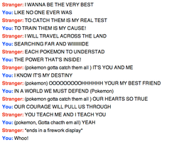 Omegle Convo XD by The-Insane-Puppeteer