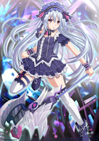 Fairy Fencer F : Tiara by Kazenokaze