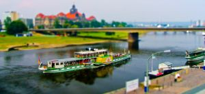 Miniature Steamer by bennhardt