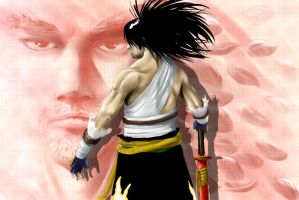 Mitsurugi by AndrewWest