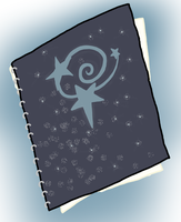 book Luna appearified at the end of the episode by Winree