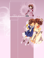 Clannad After Story Youtube BG by HinamoriOfficialAmu