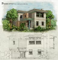 prairie villa by essamdesigns