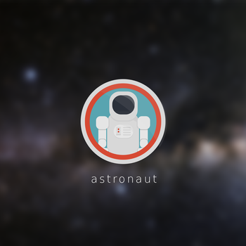 Astronaut by Antioch7